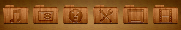 ico,png,иконки,icons,Made Of Wood,wooden icons,дерево