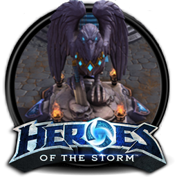 hots,иконка,icon,ico,png,free,ворон,heroes of the storm,build