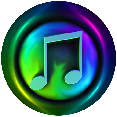 ico,png,иконки,icons,my music,моя музыка,музыка,itunes,color,нота