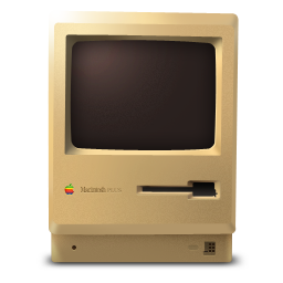 retro, My computer, iMac,pc,пк,мой компьютер,Macintosh,ретро,png,ico