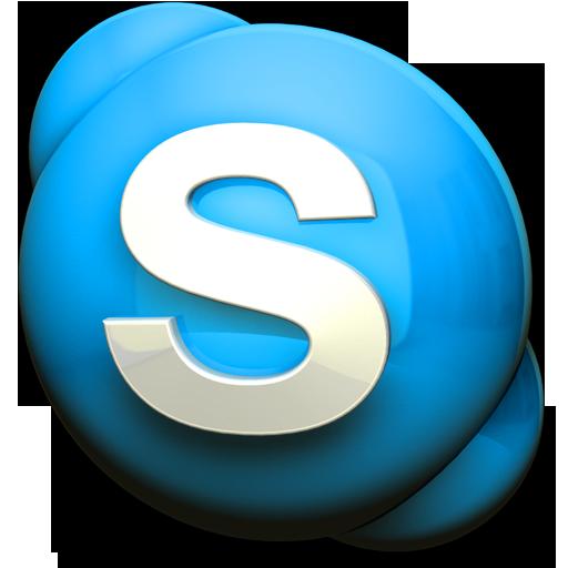 how to change skype icon