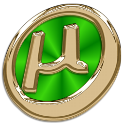 ico,png,иконки,icons,torrent,utorrent,gold,торрент,green,зеленый,3d